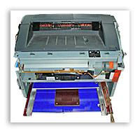 Самодельный подающий лоток для принтера.