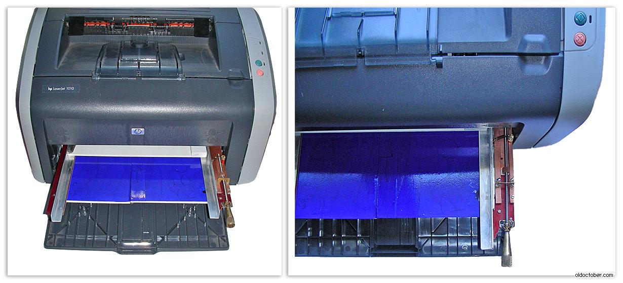 Лазерные принтеры с верхней подачи бумаги