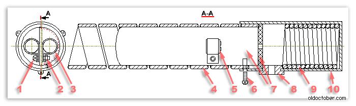 Направленный щелевой стерео