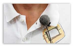 Микрофон петличка своими руками