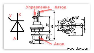 Регулятор для паяльника 220в на симисторе схема