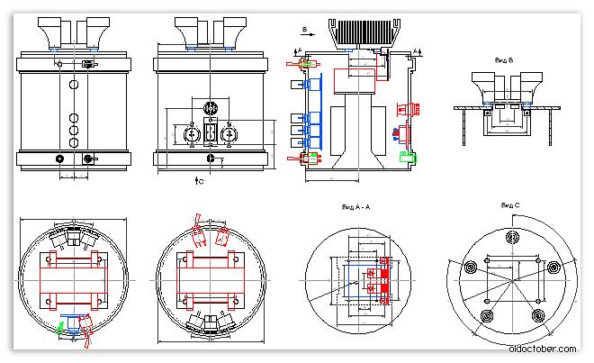 Сверление печатных плат своими руками