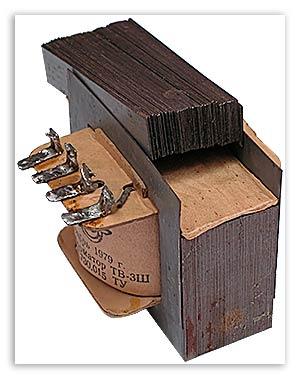 Золотая Середина: трансформаторы для лампового усилителяи ...