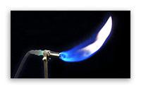 Миниатурная газовая горелка