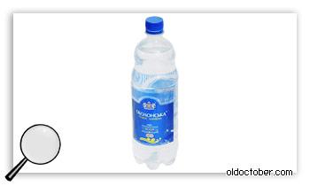 ПЭТ бутылка от газированной воды.