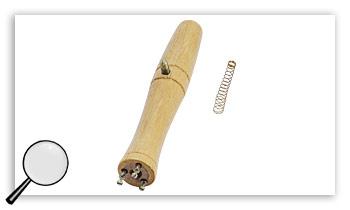 Ручка паяльника с дополнительными крепёжными элементами.