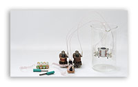 Реактор ХЯС на основе наномембраны в сборе.