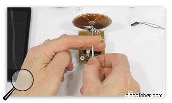 Активация генератора свободной энергии с помощью постоянных магнитов.