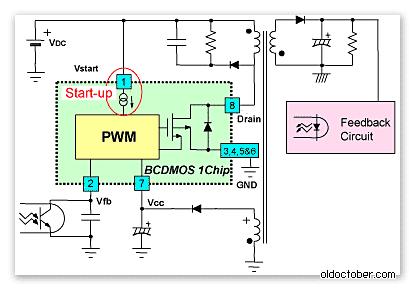 Схема зарядника nikon
