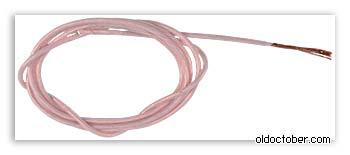 Подводящие провода для динамика