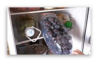 Самодельные контейнеры для холодильника.