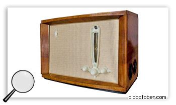 Радиоприёмник Рига 10.