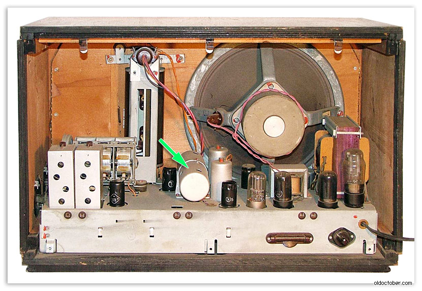 Радиоприёмник «Рига 10» был