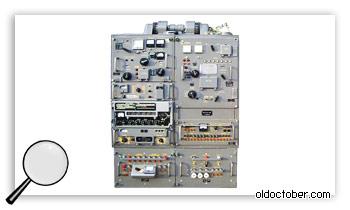 Радиостанция Р-137..