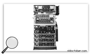 Связной радиоприёмник Р-155.