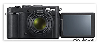 Камера Nikon Coolpix P7700.