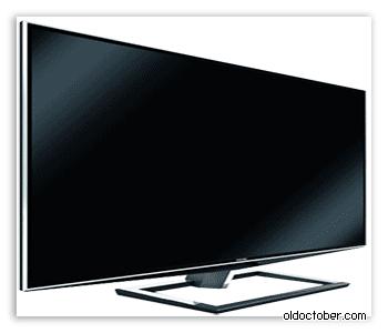 Телевизор Hi-End класса Toshiba 55ZL2.