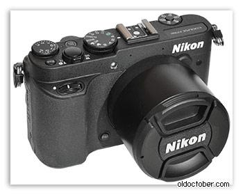 Камера с одним повышающим кольцом и крышкой.