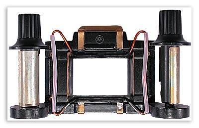 Механизм транспортирования плёнки в сборе.