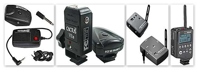 Изображения радиосинхронизаторов