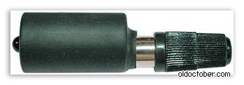 Свтоловушка, покрытая термоусадочной трубкой.