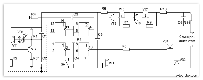 Схема универсального