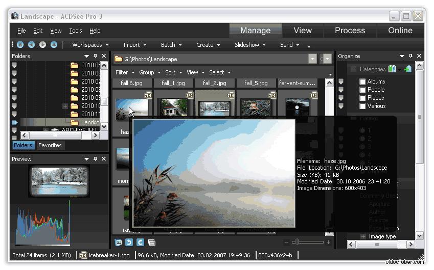 программа для работы с изображениями: