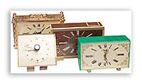 Как почистить и смазать часы и будильник часы?
