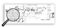 Схема датчика «Извещатель ИОП 409-1» («Фотон-1»).