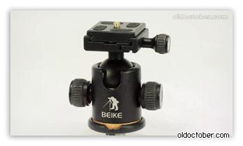 Шаровая штативная головка Beike 03.