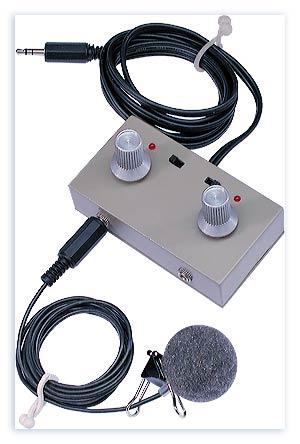 Микрофонный усилитель в сборе.