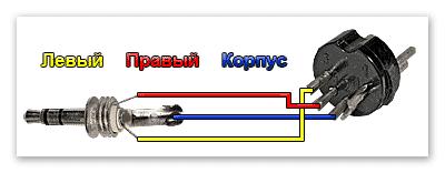 Схема наушников для компьютера фото 835