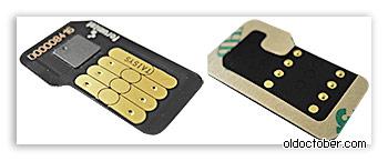 Адаптер SIM карты.