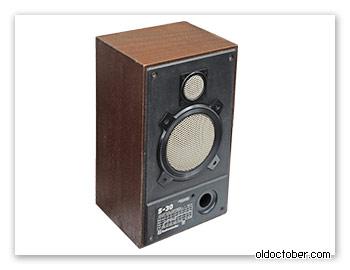 Акустическая система «Radiotehnika S-30».
