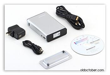 Беспроводный HDMI + USB удлинитель WDA HS201 BR.