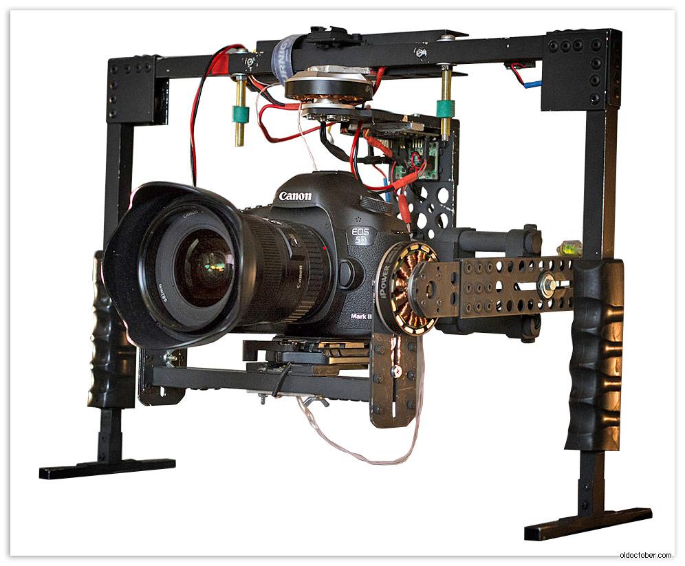 Стедикам для камеры своими руками 100
