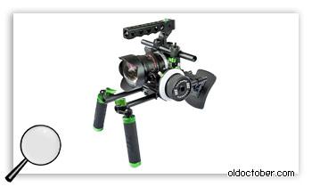 Многофункциональный риг для видеокамеры.