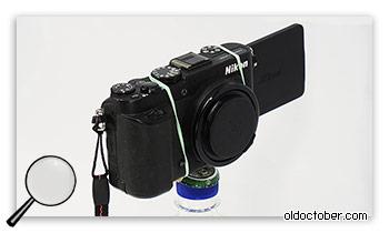 Штативная головка для камеры своими руками.